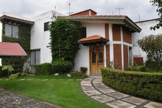 Casa En Renta En San Juan Tepepan