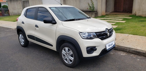 Renault Kwid Zen 1.0 Mt