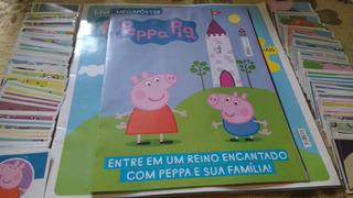 Álbum Figurinhas Peppa - Completo Para Colar
