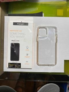 Funda Spigen Ultra Hybrid Crystal Clear iPhone 11 Pro