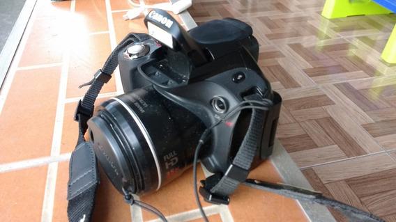 Câmera Canon Semi Profissional 200 Reais Leia...