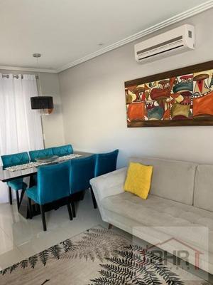 Apartamento Para Venda Em Mogi Das Cruzes, Alto Do Ipiranga, 3 Dormitórios, 1 Suíte, 3 Banheiros, 2 Vagas - 322