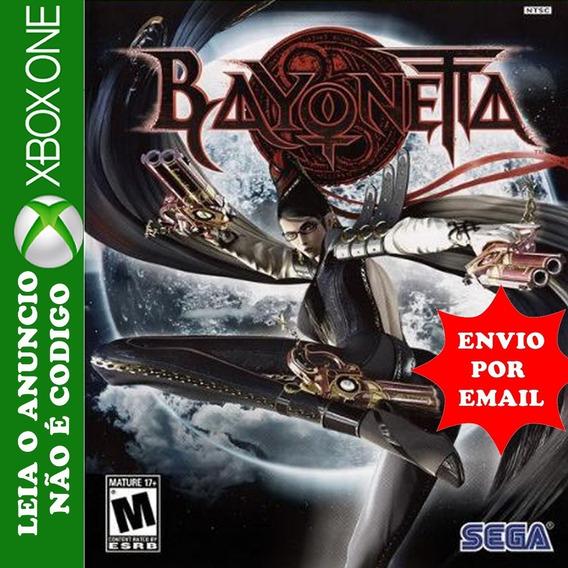 Bayonetta Xbox One Mídia Digital