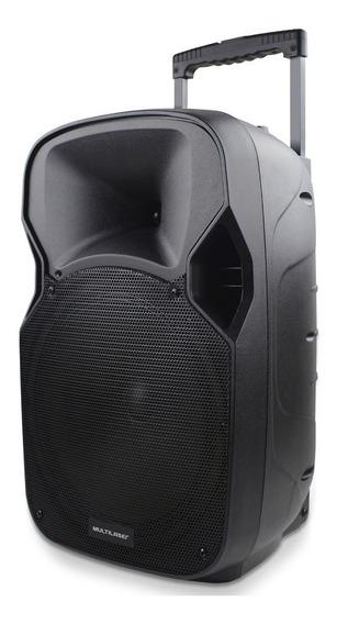 Caixa De Som Amplificada Multilaser Sp200 Preta - Bivolt