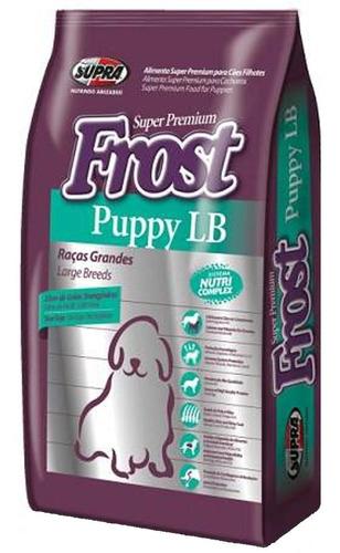 Comida Perro Cachorro Frost Raza Grande 3 Kg / Mundo Mascota