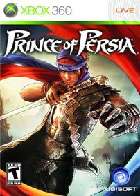 Prince Of Persia - Xbox 360 Midia Fisica Usado