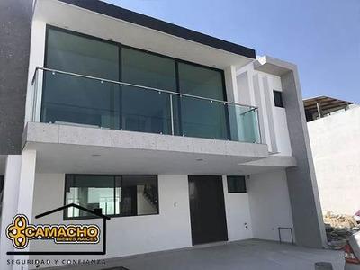 Venta De Casa En Santiago Xicotenco Opc-0255