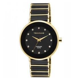 Relógio Technos 2035lmm/4p 2035lmm Ceramica Dourado