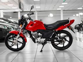 Honda Fan 125 Ks Ano 2012 Financiamos Em Até 36x