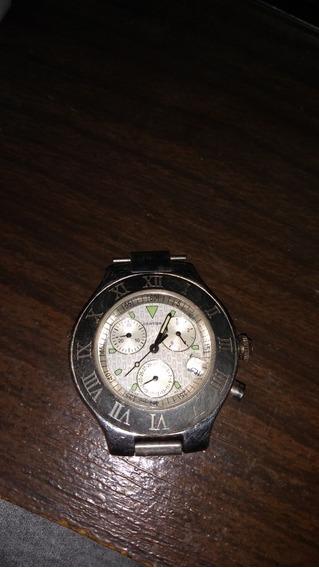 Relógio Cartier Chronoscaph 21, Usado.