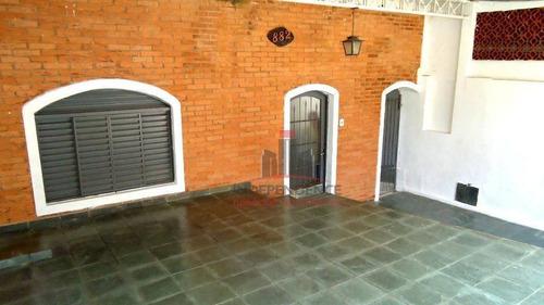 Casa À Venda, 169 M² Por R$ 290.000,00 - Monte Castelo - São José Dos Campos/sp - Ca0701