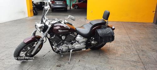 Imagen 1 de 6 de Yamaha V Star 2007 1100 Cc