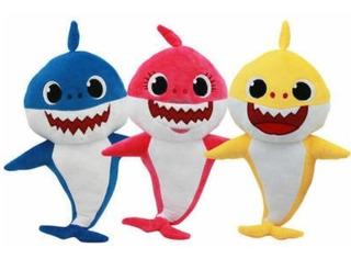 Peluche Baby Shark Mejor Oferta Como Esta No Hay Envio Grati