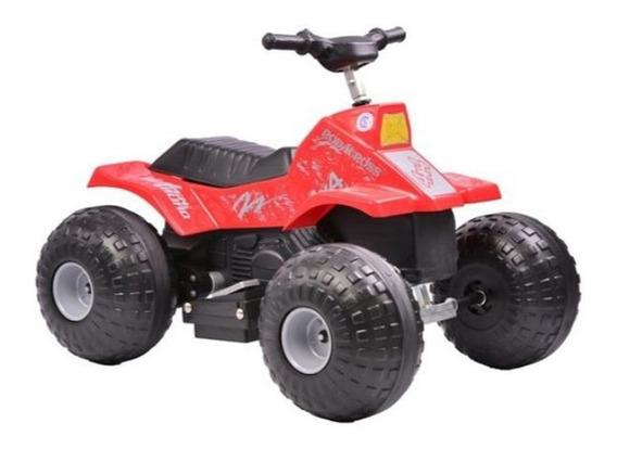 Cuatri Cuatriciclo Arenero Miniquad 6v Bateria Rodacross
