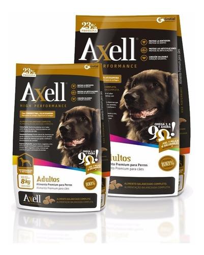 Comida Para Perros Axell High Perform 20 Kg Premium Tyt