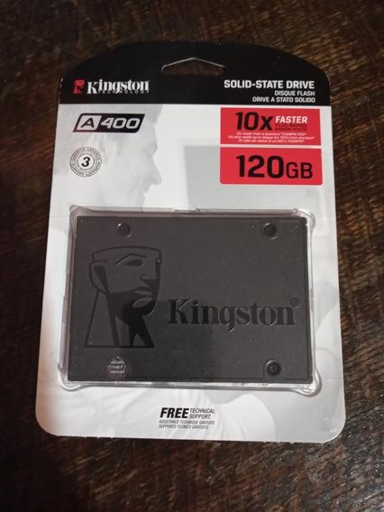 Memoria Sólida Kingston 120gb