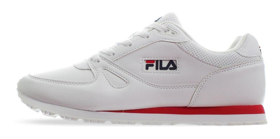Tenis Fila Cress 2020 - 1cm00642125 - Blanco - Hombre