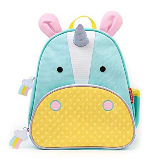 Skip Hop Toddler Backpack, 12 School Bag, Unicorn