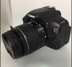 Canon T3i Lente Do Kit 18-55
