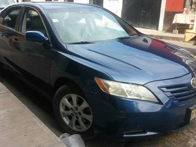Toyota Camry 2007 Le, Piel 4 Cilindros
