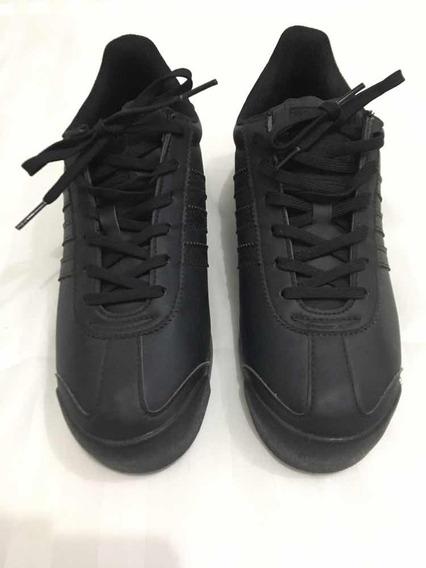 zapatillas adidas de cuero