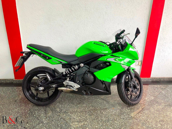 Kawasaki Ninja 650r - 2012