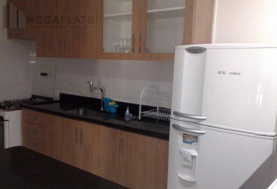 00162 - Flat 2 Dorms, Jardins - São Paulo/sp - 162