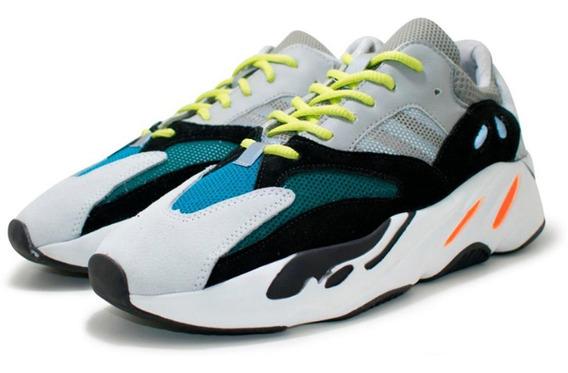 Tênis adidas Masculino Yezy Boost 700 12x Sem Juros Original