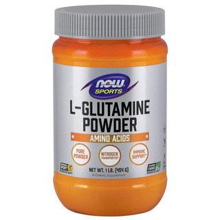 Glutamina Em Pó Now Foods 454 G Pronta Entrega