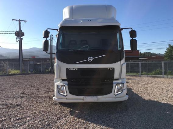 Caminhão Vm 330 Volvo Ano 2015 Chassis De 11.30