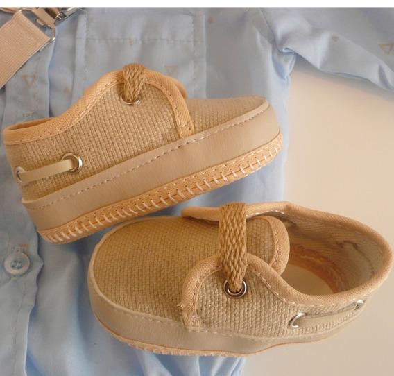 Zapatos Nauticos Bebe Varon Bautismo Fiesta Zapatitos Cumple