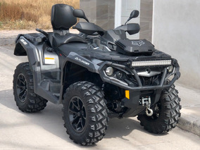 Cuatrimoto Can Am Outlander 650 Max 4x4 2017