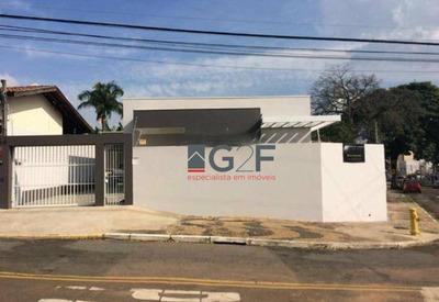 Casa Com 2 Dormitórios À Venda, 150 M² Por R$ 600.000 - Jardim Chapadão - Campinas/sp - Ca6281