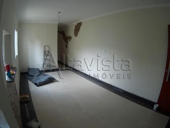 Apartamento Com 2 Dormitórios À Venda, 66 M² Por R$ 287.000,00 - Vila Pires - Santo André/sp - Ap0960