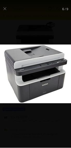 Impressora Semi Nova Dcp. Brother 1617 Nw Wi-fi