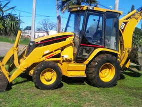 Pala Y Retro Caterpillar 416c (id540)