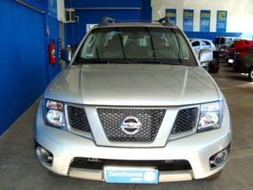 Frontier 2.5 Sv Attack 4x4 Cd Turbo Eletronic Diesel 4p Auto