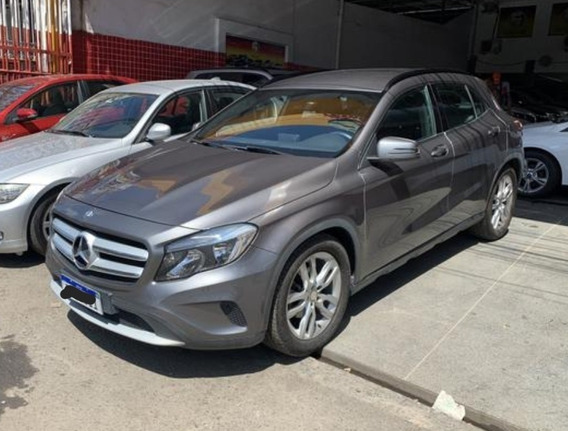Mercedes-benz Classe Gla 1.6 Style Turbo 5p 2015