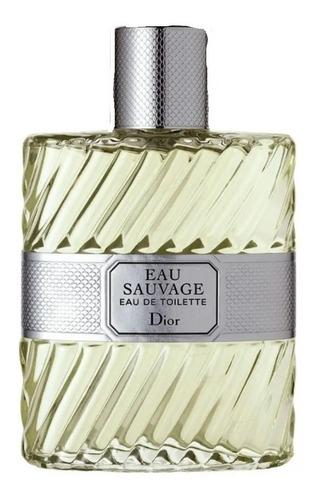 Perfume Eau Sauvage Edt X 100ml  De Dior Masaromas
