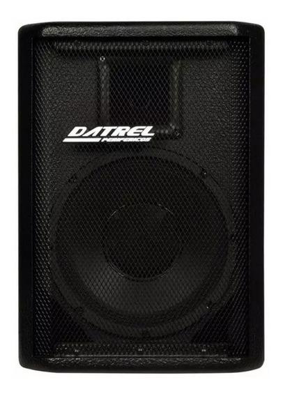 Caixa Ativa Amplificada Som 10 Usb Bluetooth 200w Rms Datrel