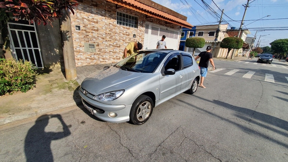 Peugeot 1.4 206 Moonlight