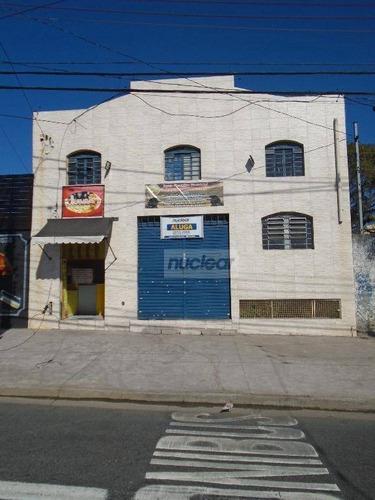 Galpão À Venda, 310 M² Por R$ 3.800.000,00 - São Mateus - São Paulo/sp - Ga0121