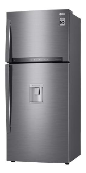 Heladera Lg F432hlhn 410l Inverter Dispenser No Frost 9854