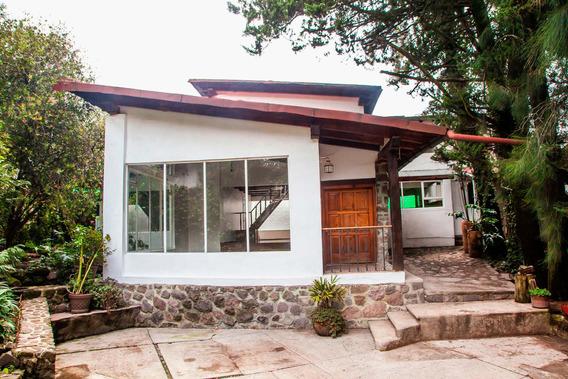 Casa En Cuajimalpa A 5 Min Sta Fe Zona St Fe