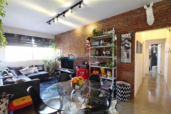 Apartamento Em Moema, Reforma Descolada - Mo303