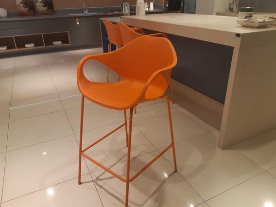 Cadeira Ergonômica Cinex Modelo Nina Bar Design Italiano