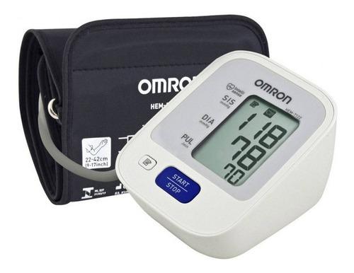 Medidor de pressão arterial digital de braçoOmron HEM-7122