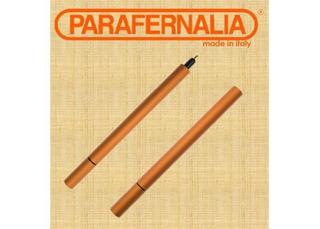 Pluma Parafernalia Hecha En Italia Naranja