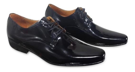 Zapatos Hombre Farenheite Art 150 Charol