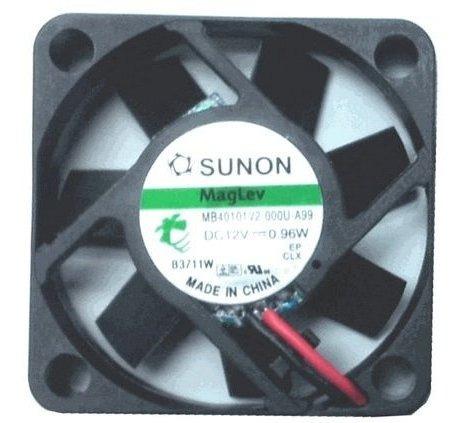 Sunon 40 Mm X 10mm 3 Pin Fan Kd1204pfv2